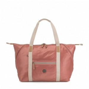 Kipling Fourre-Tout de Voyage avecManchon pour Valise Delicate Pink [ Soldes ]