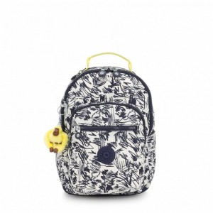 Kipling Petit Sac à Dos Scribble Fun Bl [ Promotion Black Friday 2020 Soldes ]