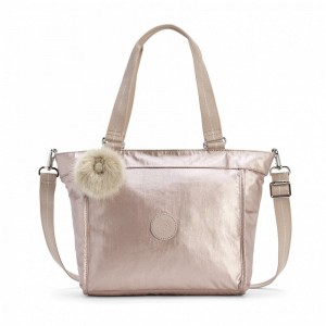 Kipling Petit Sac épaule Metallic Blush [ Promotion Black Friday 2020 Soldes ]