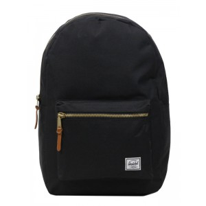 Herschel Sac à dos Settlement black [ Promotion Black Friday 2020 Soldes ]