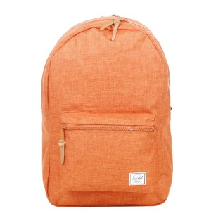 Herschel Sac à dos Settlement burnt orange crosshatch [ Soldes ]