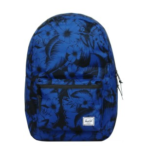 Herschel Sac à dos Settlement jungle floral blue [ Soldes ]