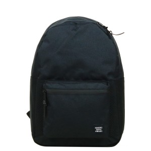 Herschel Sac à dos Settlement Aspect black/black rubber [ Promotion Black Friday 2020 Soldes ]