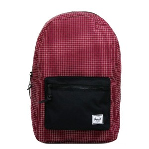 Herschel Sac à dos Settlement windsor wine grid [ Soldes ]