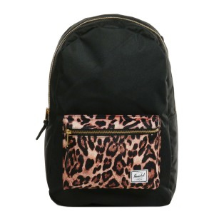 Herschel Sac à dos Settlement black/desert cheetah [ Promotion Black Friday 2020 Soldes ]