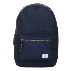 Herschel Sac à dos Settlement medievel blue crosshatch/medievel blue [ Soldes ]