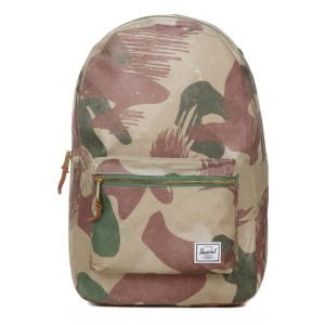 Herschel Sac à dos Settlement brushstroke camo [ Promotion Black Friday 2020 Soldes ]