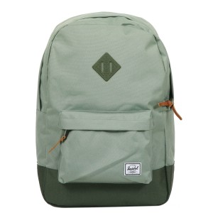 Herschel Sac à dos Heritage shadow/beetle rubber [ Soldes ]