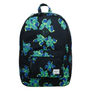 Herschel Sac à dos Heritage neon floral/black rubber [ Promotion Black Friday 2020 Soldes ]