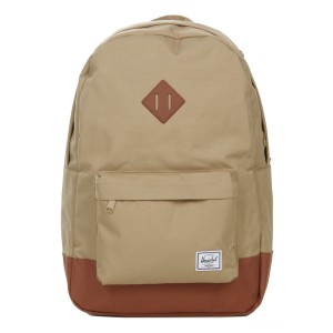 Herschel Sac à dos Heritage kelp/saddle brown [ Soldes ]