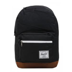 Herschel Sac à dos Pop Quiz black/tan [ Soldes ]