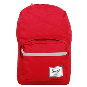 Herschel Sac à dos Pop Quiz red 3m Pas Cher