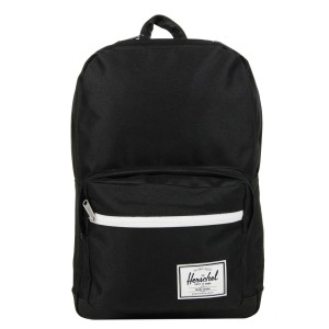 Herschel Sac à dos Pop Quiz black/black [ Promotion Black Friday 2020 Soldes ]