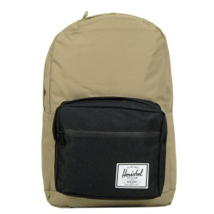 Herschel Sac à dos Pop Quiz lead green/black [ Soldes ]