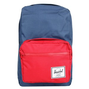Herschel Sac à dos Pop Quiz navy/red [ Soldes ]