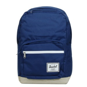 Herschel Sac à dos Pop Quiz twilight blue/pelican Pas Cher
