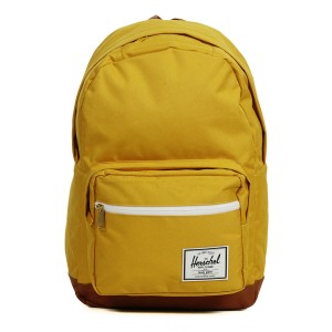Herschel Sac à dos Pop Quiz arrowwood/tan synthetic leather [ Soldes ]