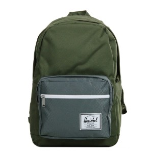 Herschel Sac à dos Pop Quiz ivy green/smoked pearl [ Promotion Black Friday 2020 Soldes ]