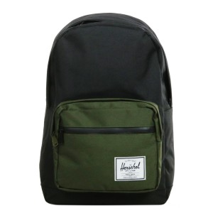 Herschel Sac à dos Pop Quiz black/forest night [ Soldes ]