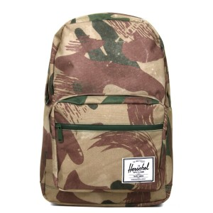 Herschel Sac à dos Pop Quiz brushstroke camo [ Promotion Black Friday 2020 Soldes ]