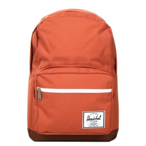 Herschel Sac à dos Pop Quiz apricot brandy/saddle brown Pas Cher