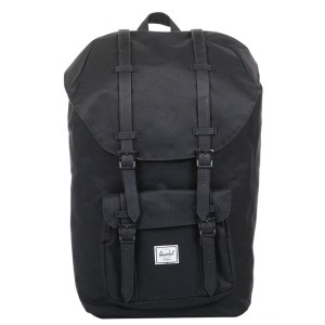 Herschel Sac à dos Little America black/black [ Promotion Black Friday 2020 Soldes ]