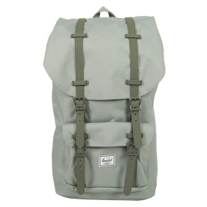 Herschel Sac à dos Little America shadow/beetle rubber Pas Cher