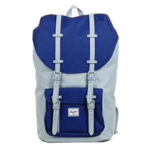 Herschel Sac à dos Little America quarry/blueprint/quarry rubber Pas Cher