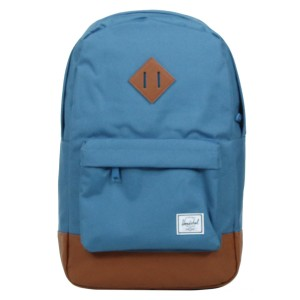 Herschel Sac à dos Heritage Mid Volume stellar/tan [ Promotion Black Friday 2020 Soldes ]