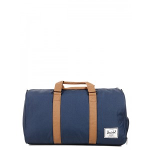 Herschel Sac de voyage Novel 52 cm navy/tan [ Promotion Black Friday 2020 Soldes ]