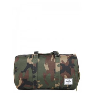 Herschel Sac de voyage Novel 52 cm woodland camo [ Promotion Black Friday 2020 Soldes ]