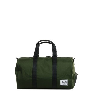 Herschel Sac de voyage Novel 52 cm forest night/black [ Promotion Black Friday 2020 Soldes ]