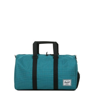 Herschel Sac de voyage Novel 52 cm ocean depths grid [ Promotion Black Friday 2020 Soldes ]