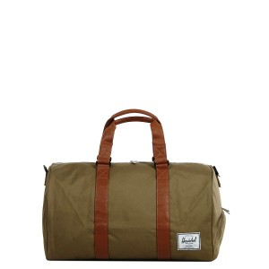 Herschel Sac de voyage Novel 52 cm cub/tan synthetic leather Pas Cher