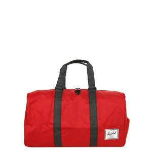 Herschel Sac de voyage Novel 52 cm barbados cherry crosshatch/black crosshatch [ Soldes ]