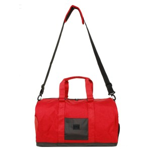 Herschel Sac de voyage Novel Aspect 52 cm barbados cherry crosshatch/black [ Promotion Black Friday 2020 Soldes ]