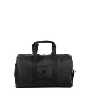 Herschel Sac de voyage Novel Aspect 52 cm black crosshatch/black/white [ Soldes ]