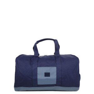 Herschel Sac de voyage Novel Aspect 52 cm peacoat/navy/vermillion orange Pas Cher
