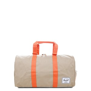 Herschel Sac de voyage Novel 52 cm kelp/vermillion orange Pas Cher