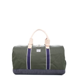 Herschel Sac de voyage Novel Offset 52 cm forest night/ dark denim [ Soldes ]