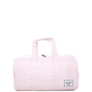 Herschel Sac de voyage Novel 52 cm pink lady crosshatch Pas Cher