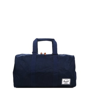Herschel Sac de voyage Novel 52 cm medievel blue crosshatch/medievel blue [ Promotion Black Friday 2020 Soldes ]
