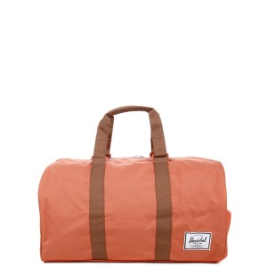 Herschel Sac de voyage Novel 52 cm apricot brandy/saddle brown [ Soldes ]