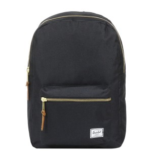 Herschel Sac à dos Settlement Mid Volume black [ Promotion Black Friday 2020 Soldes ]