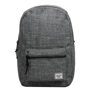Herschel Sac à dos Settlement Mid Volume raven crosshatch [ Promotion Black Friday 2020 Soldes ]