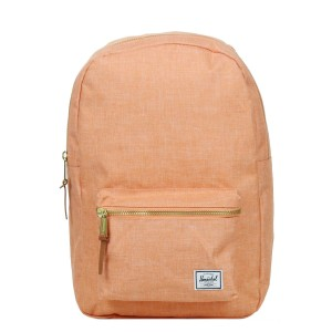 Herschel Sac à dos Settlement Mid Volume nectarine crosshatch [ Promotion Black Friday 2020 Soldes ]