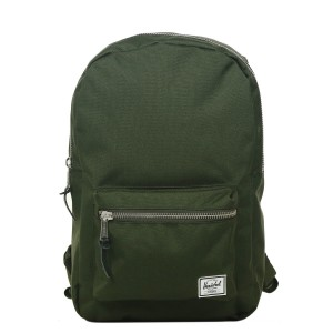 Herschel Sac à dos Settlement Mid Volume forest night/black Pas Cher