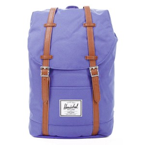 Herschel Sac à dos Retreat deep ultra-marine Pas Cher