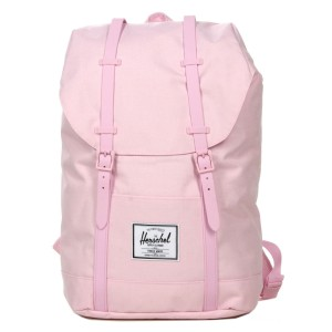 Herschel Sac à dos Retreat pink lady crosshatch Pas Cher
