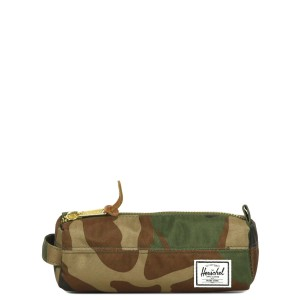 Herschel Trousse Settlement Case woodland camo [ Promotion Black Friday 2020 Soldes ]
